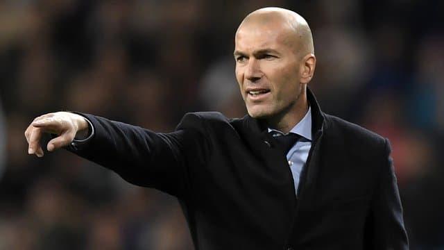 """Zidane exige une """"tolérance zéro"""" avec le racisme"""