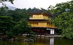 Kinkaku-ji Temple- The famed Golden Pavillion