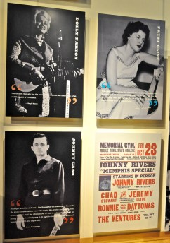 Dolly Parton, Patsy Cline & Johnny Cash