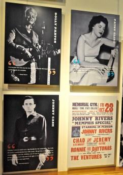 Dolly Parton, Patsy Cline & Johnny Cash