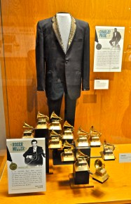 Roger Miller and his many awards