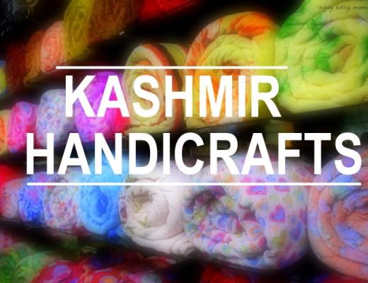 Kashmir Art and Crafts -1