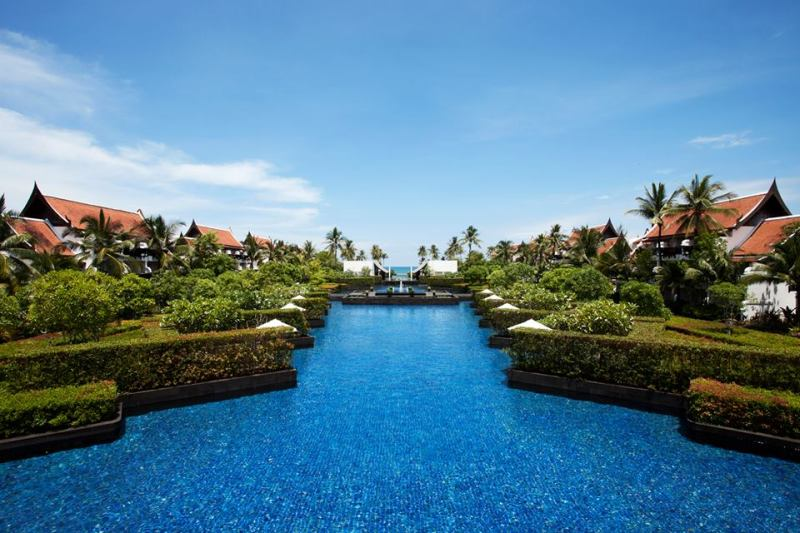 JW Marriott Resort Khaolak Review