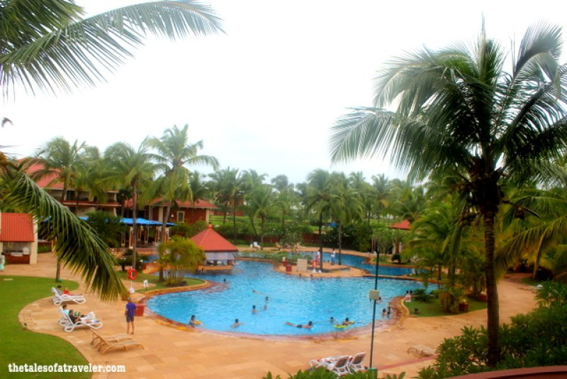 ramada carvela resort review pool