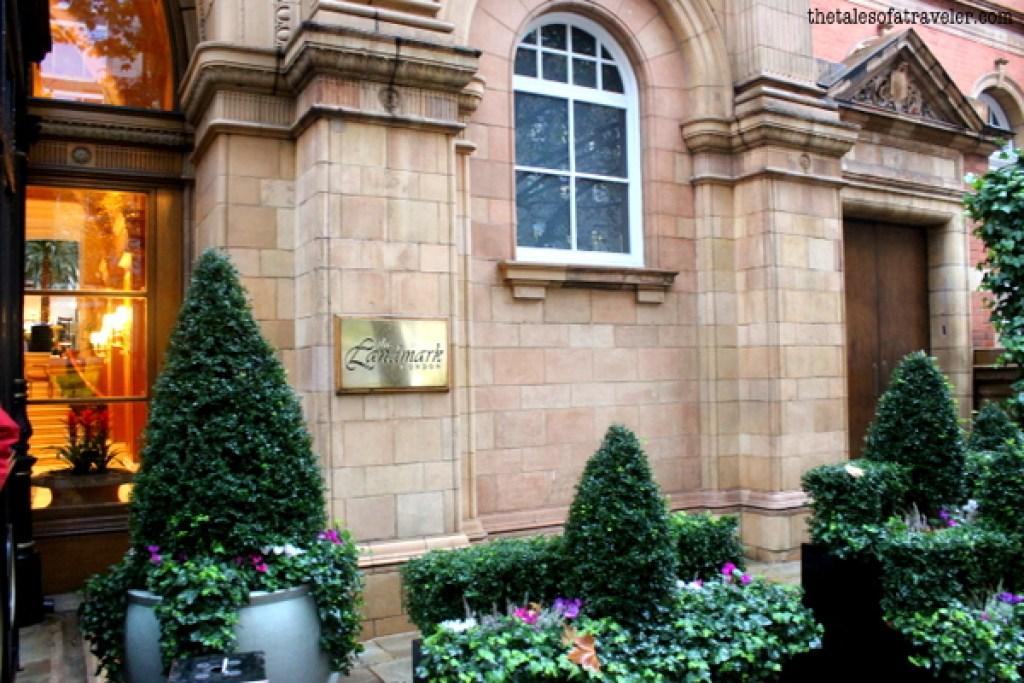Afternoon Tea at The Landmark London