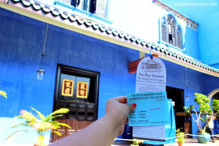 Places to visit at Penang island Malaysia