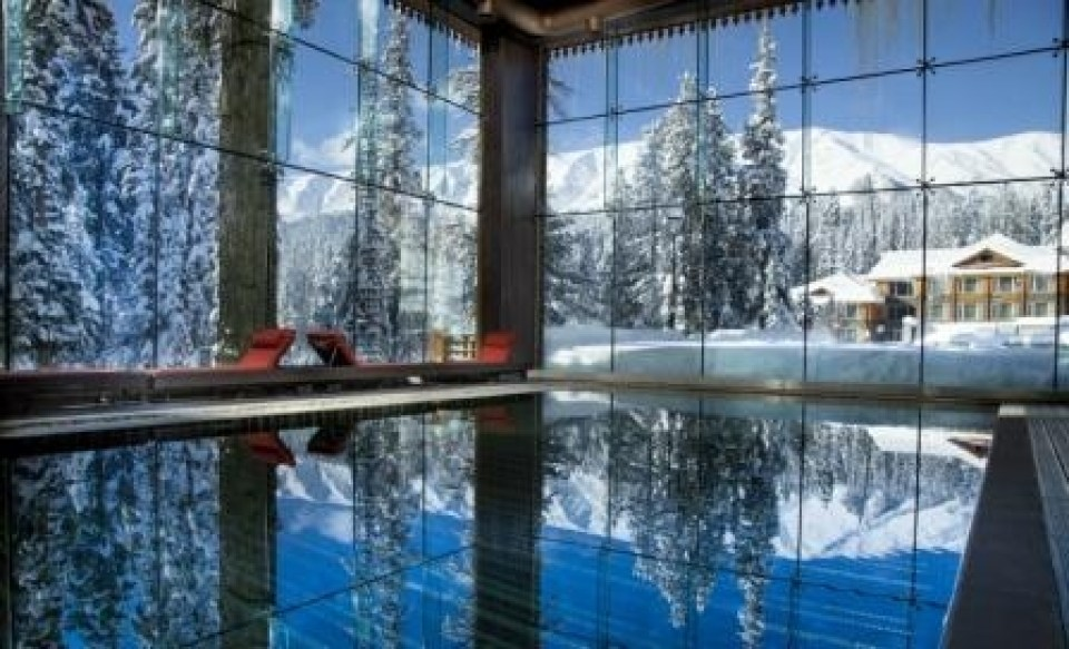 Khyber Resort Gulmarg
