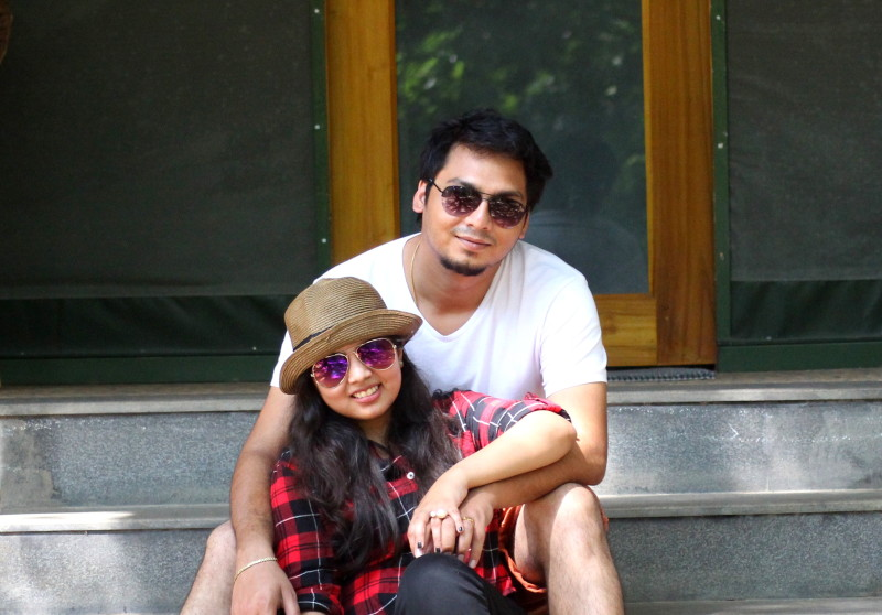About an Indian Couple Travel Bloggers