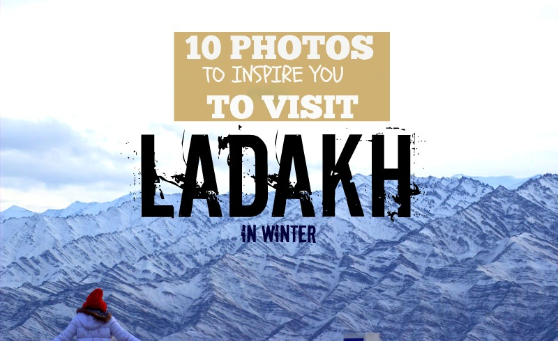 winter in ladakh pictures