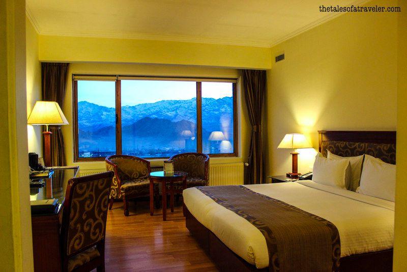 Hotel Grand Dragon Ladakh Review