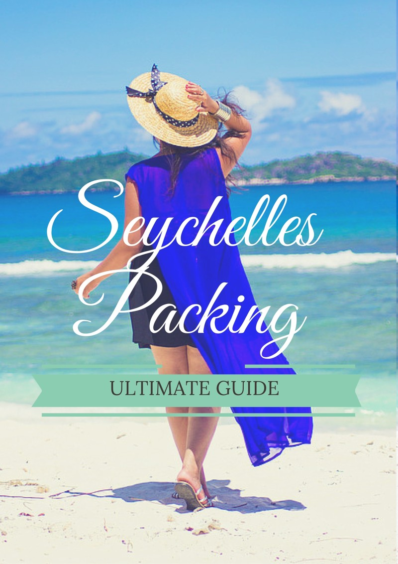 Seychelles packing list