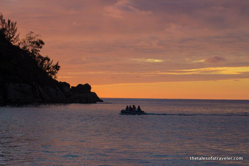 Island hopping in seychelles - mahe island