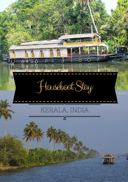 Houseboat Stay Kerala