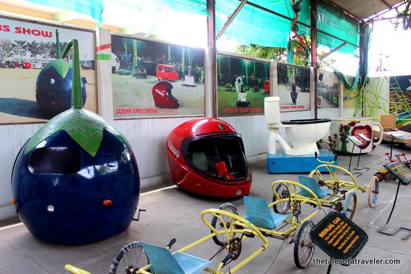 Sudha Car Museum Hyderabad 12