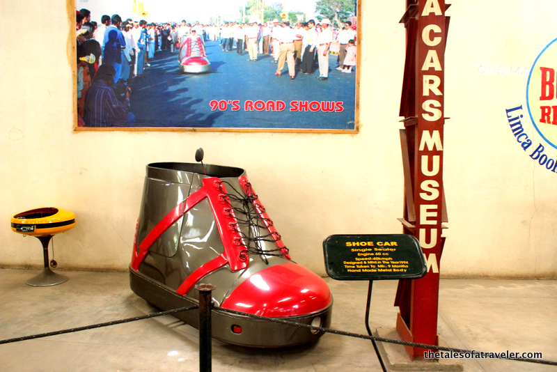 Sudha Car Museum Hyderabad 8
