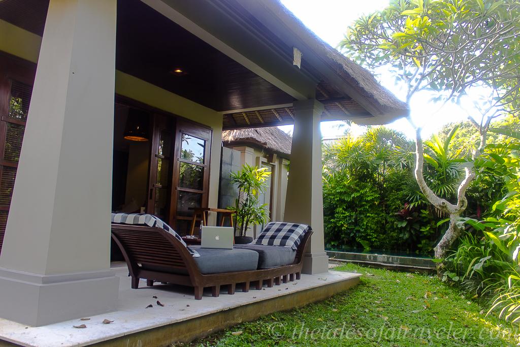 Maya Ubud Resort & Spa - deluxe pool villa