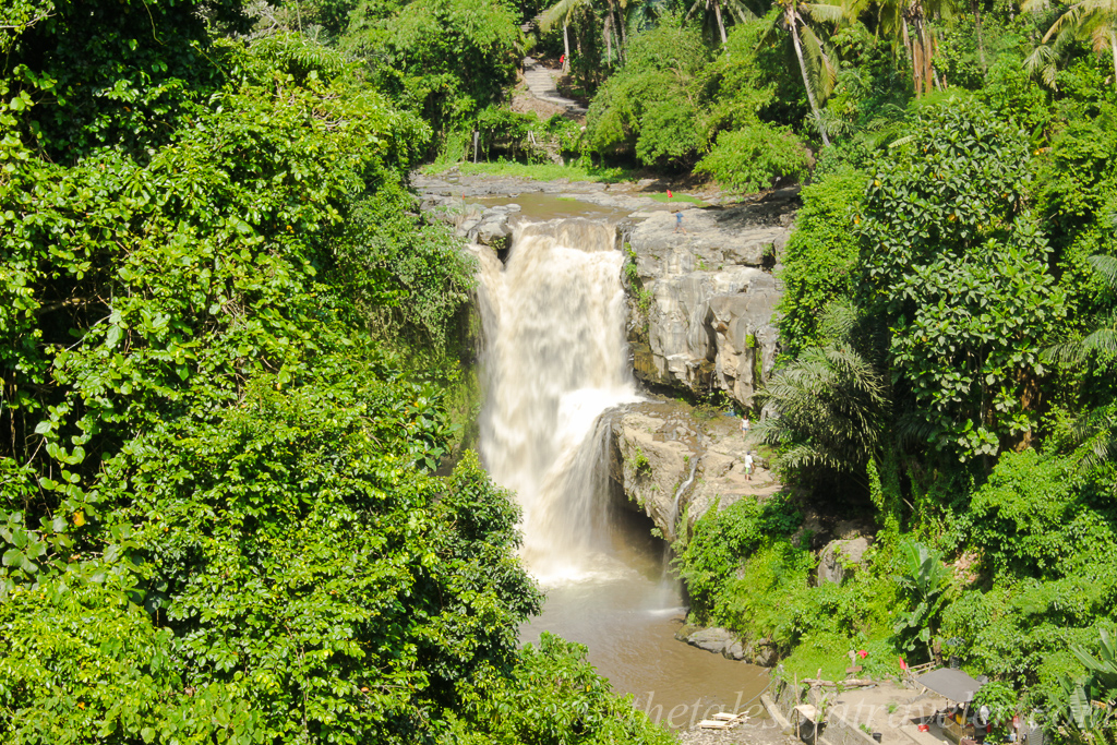 Maya Ubud Resort & Spa - Waterfall in Ubud