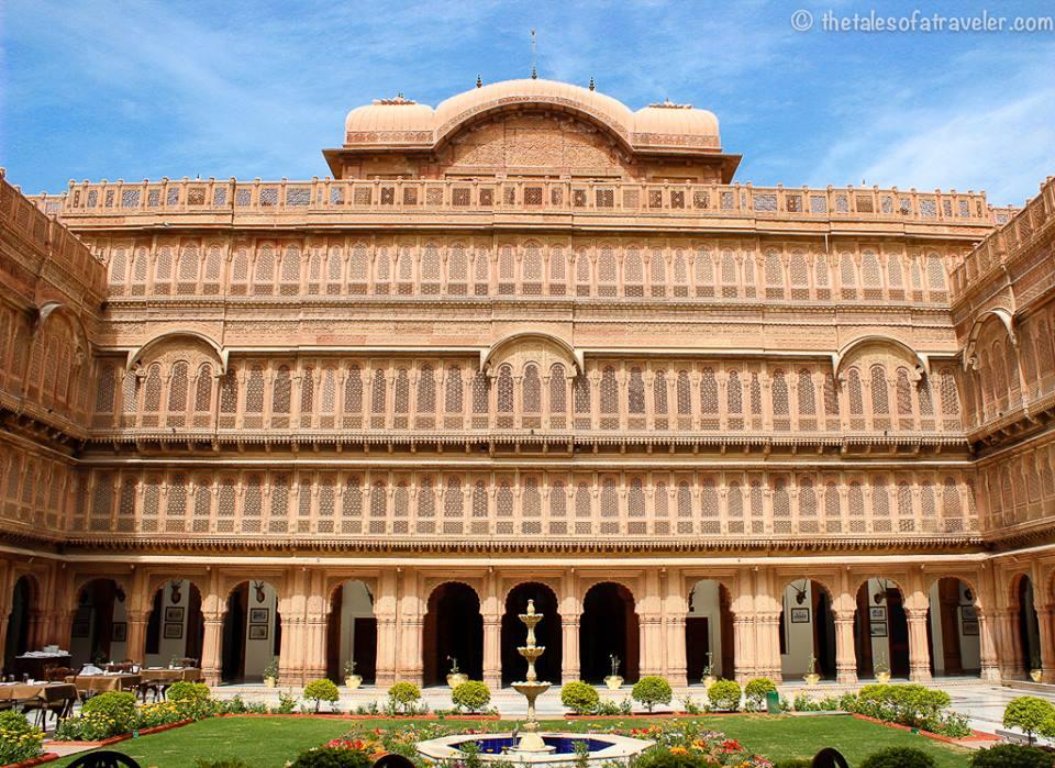 Hotel Laxmi Niwas Palace Bikaner