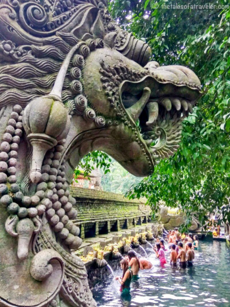 Pura Tirta Empul Temple Bali Itinerary 5 Days