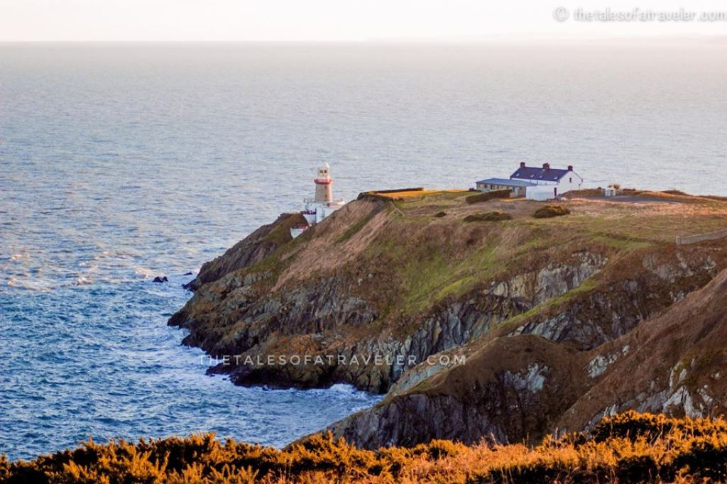 Day Trip From Dublin to Howth Summit