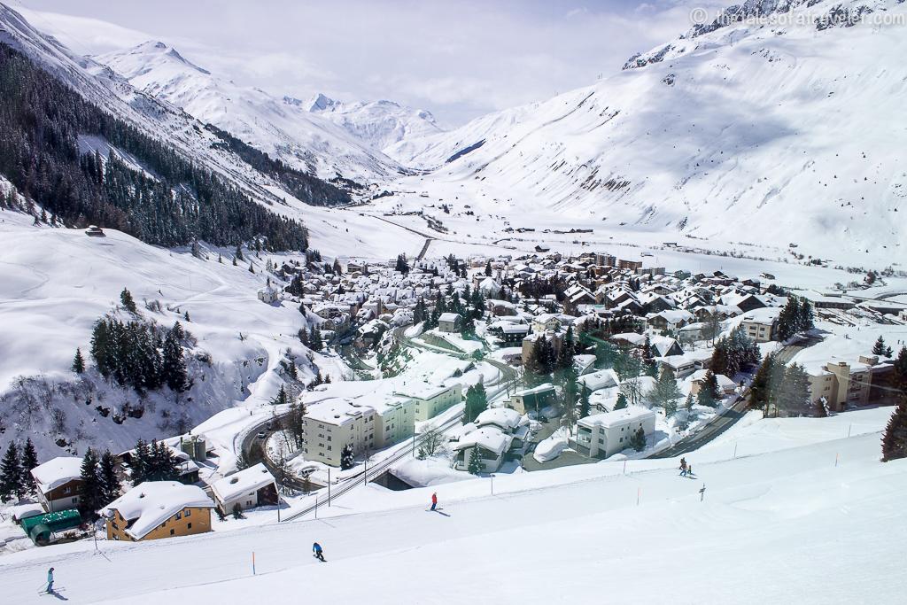 Switzerland Itinerary with Swiss Travel Pass