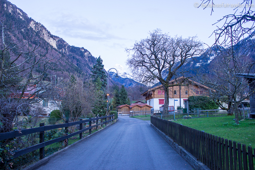 Wilderswill, Interlaken
