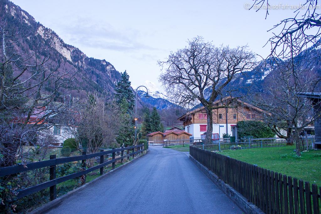 Wilderswill, Interlaken