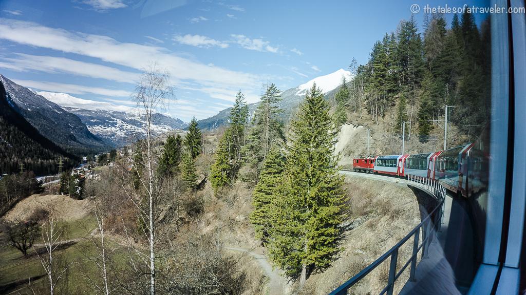 Switzerland Itinerary with Swiss Travel Pass - Chur