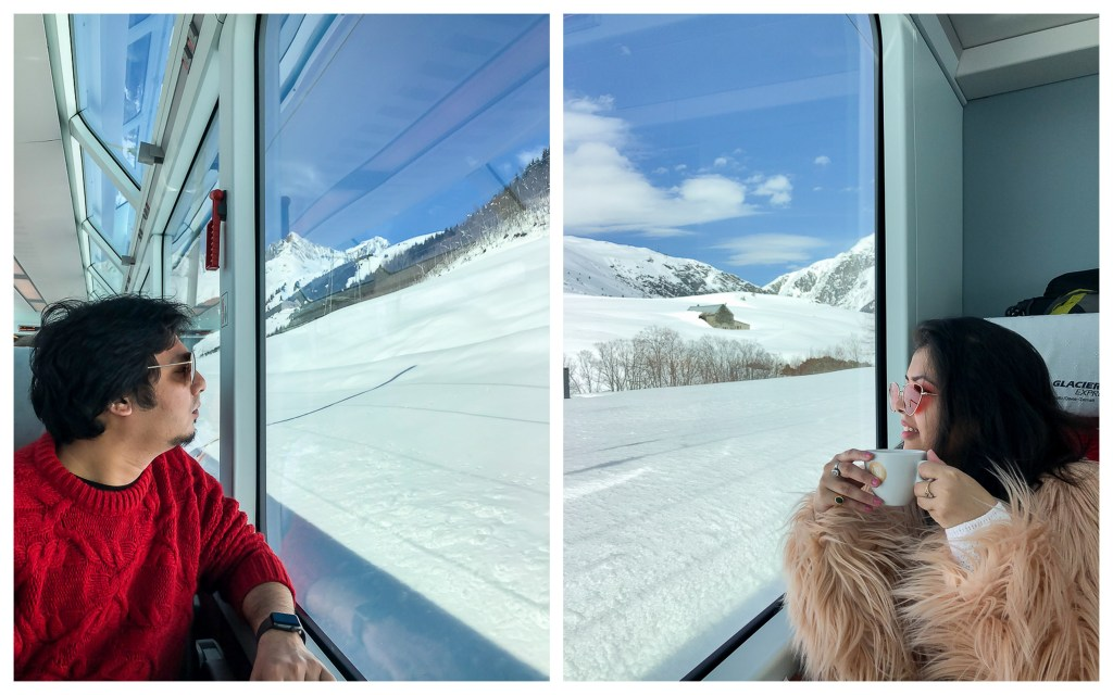 Switzerland Itinerary with Swiss Travel Pass - The Glacier Express