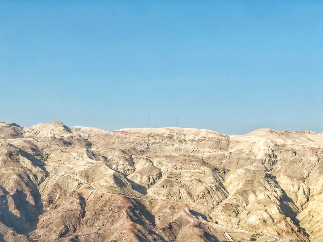 Roads in Jordan