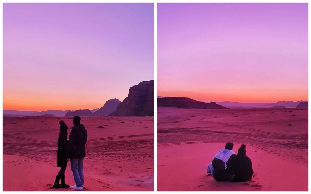 Jordan Road Trip Itinerary - Wadi Rum