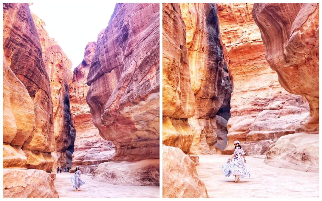 Petra Jordan Photo Shoot