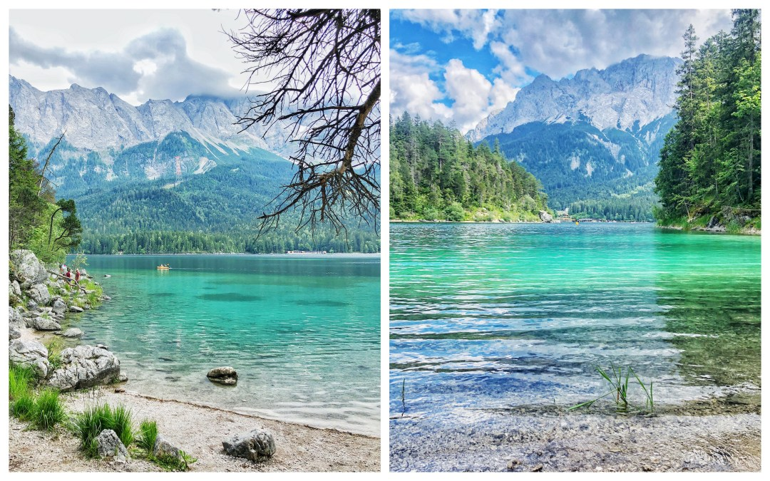 Things to do in Eibsee lake, Germany