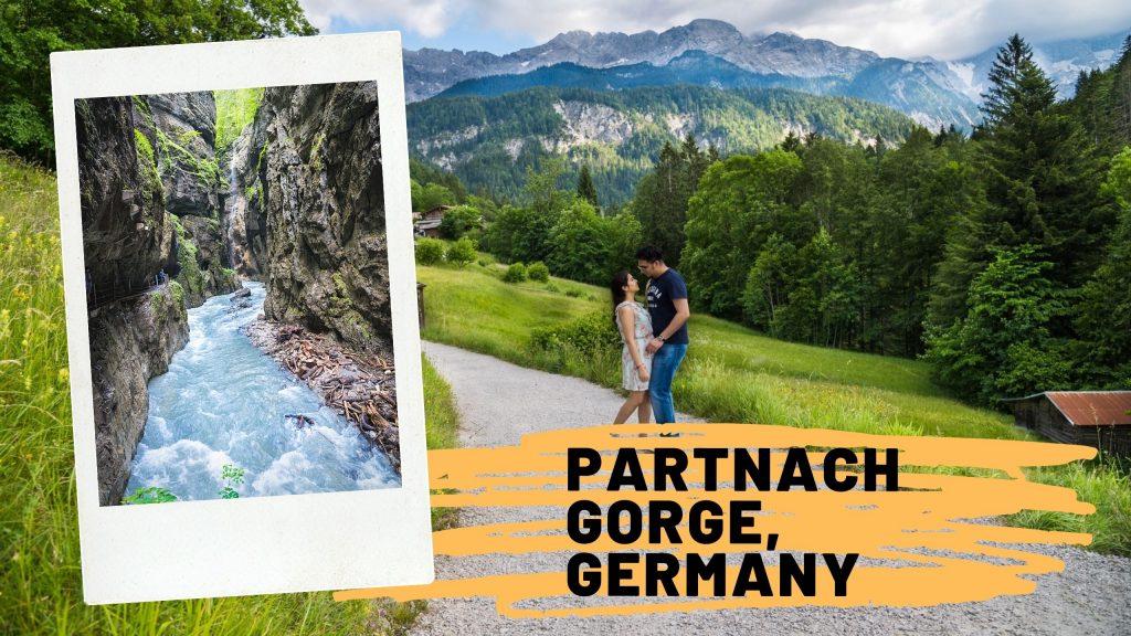 Parnarch Gorge, Germany