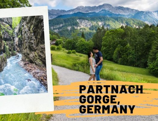 Parnarch Gorge, Germany