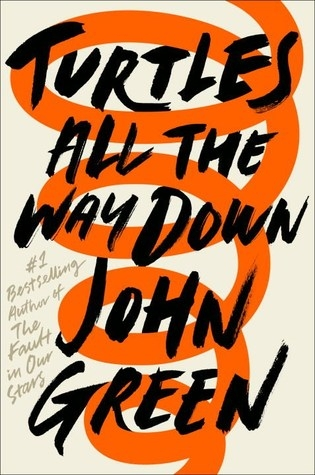 DEC - i finished this on the last day of the year.  and i LOVED it.  one of my faves by john green.