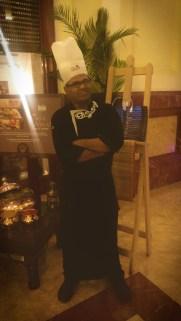 Chef Rais Alam
