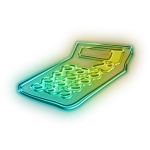111049-glowing-green-neon-icon-business-calculator