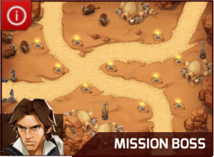 Star Wars: Galactic Defense - Tatooine, Dark Side Level 10