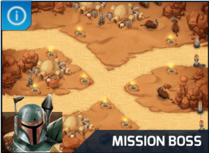 Star Wars: Galactic Defense - Tatooine, Light Side Level 10