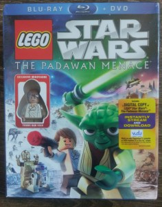 Lego Star Wars Movie, The Padawan Menace