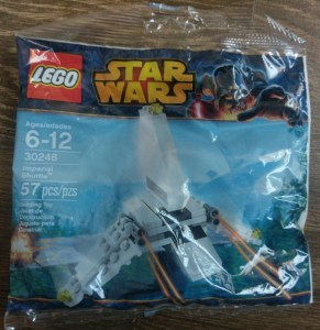 Star Wars Lego set 30246