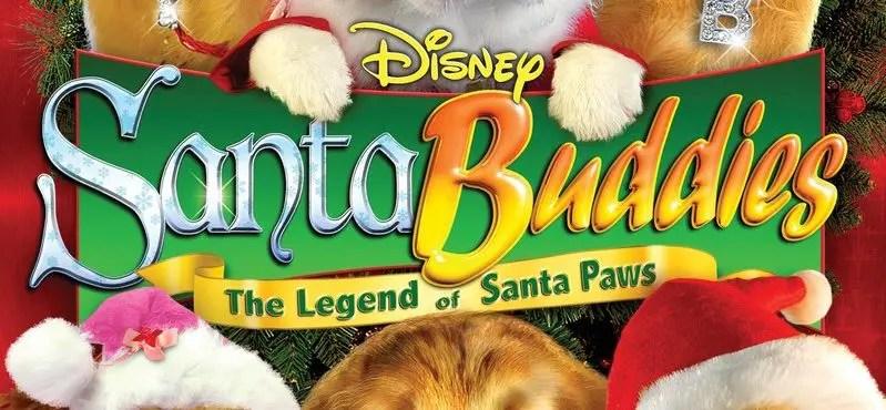 Santa Buddies (The Legend of Santa Paws) #25XmasMovies