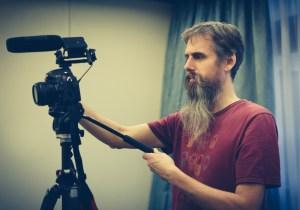 Videographer film maker and photographer Charlie Budd at thetallphotographer.co.uk