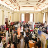 The Leamington Business Show 2018 at Leamington Town Hall