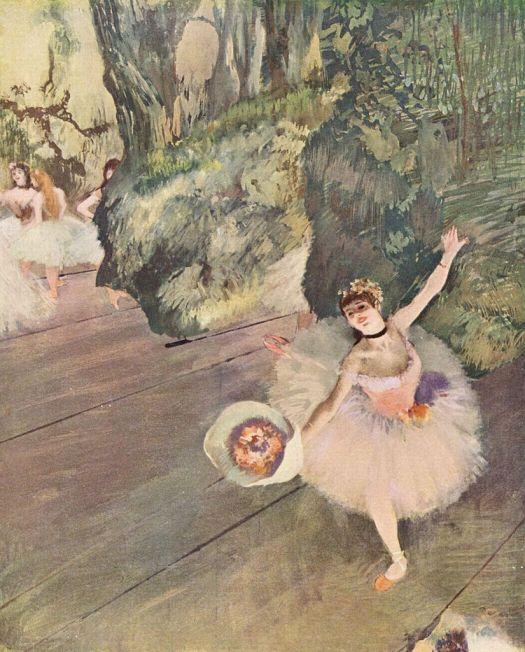 L'Étoile, ou la Danseuse sur Scène