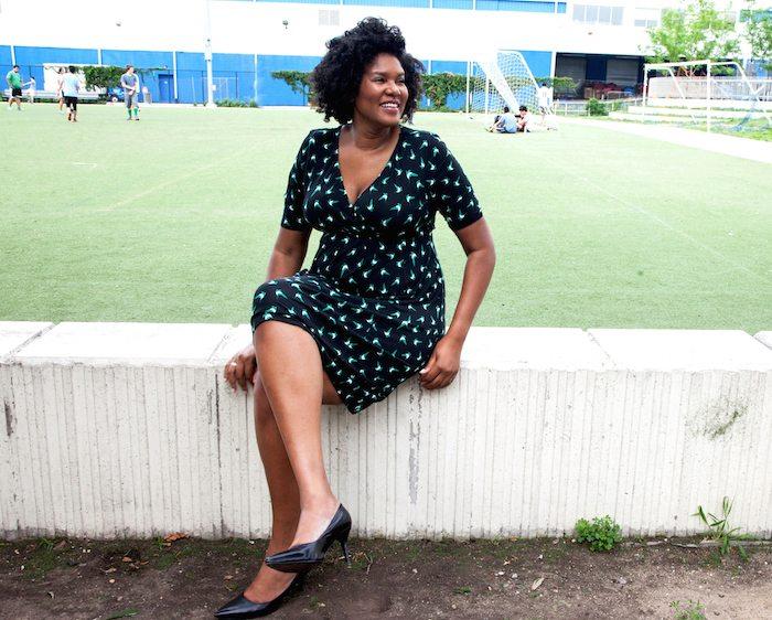 Ebony Girls In Heels