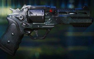Talos Dan Gun Revolver