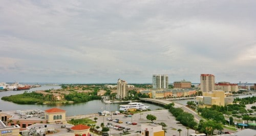Towers of Channelside For Sale- Outstanding Water and City Views!