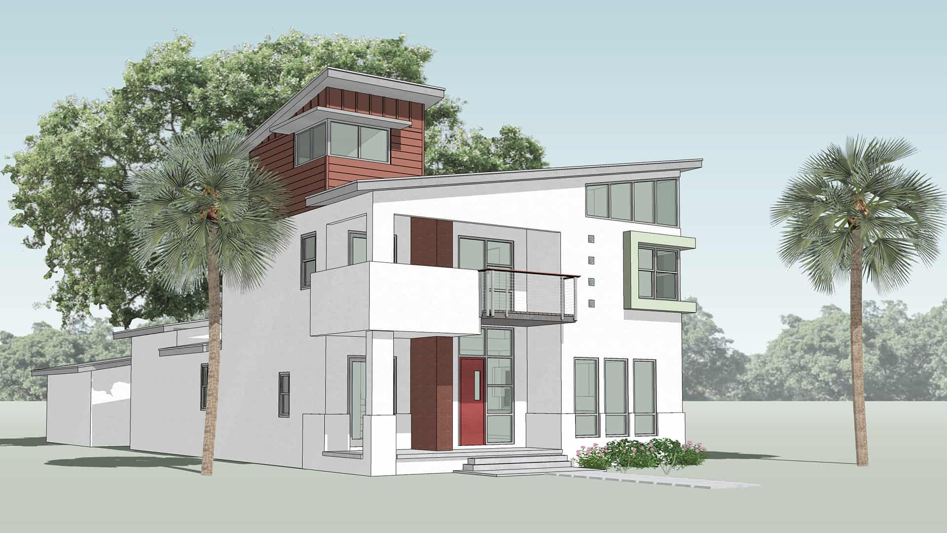 New Construction Homes In Tampa Heights Seminole Heights